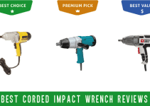 Best corded impact wrench reviews
