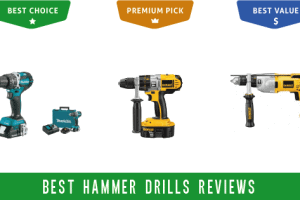 Best hammer drill reviews